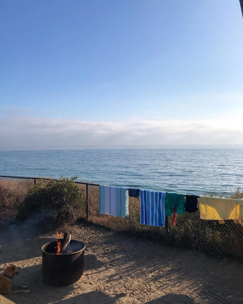 Carlsbad State Beach Camping