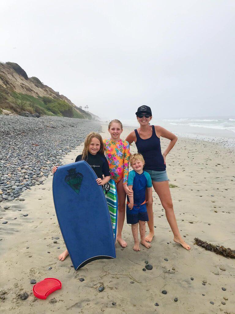 San Diego Beach Love