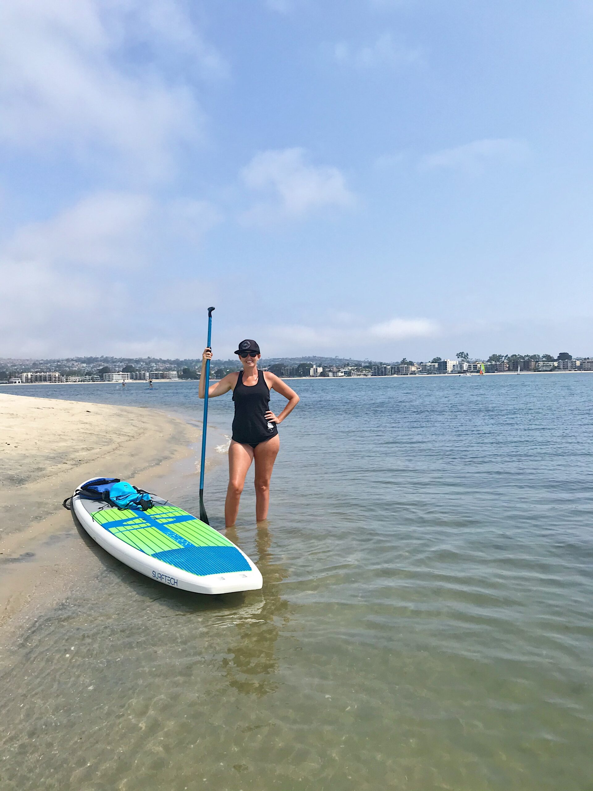 Where to rent a paddle board in Mission Bay San Diego