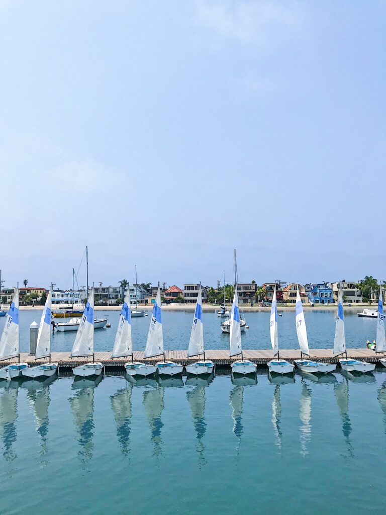 Sail Boat Rentals in Mission Bay