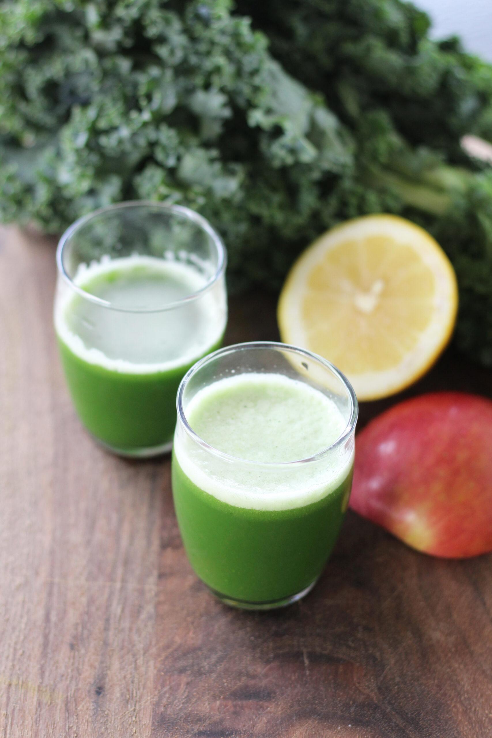 Tasty Green Juice Recipe